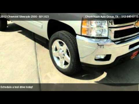 2012 chevrolet silverado 2500 ltz for sale in san marcos tx 78667 youtube. Black Bedroom Furniture Sets. Home Design Ideas