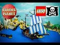 The Caribbean Clipper 6274 LEGO Pirates - Stop Motion Review