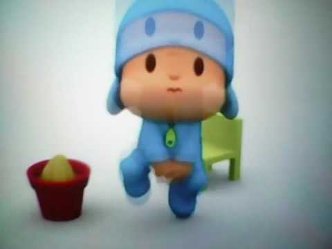Pocoyo - The Seed (SLOW-MO) (PART 1)