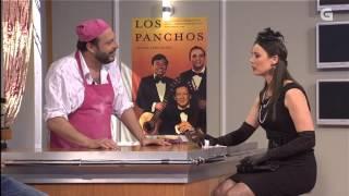 Os Panchos: Pancho, Camariñas e as viúvas, con Maika Brañas e Iria