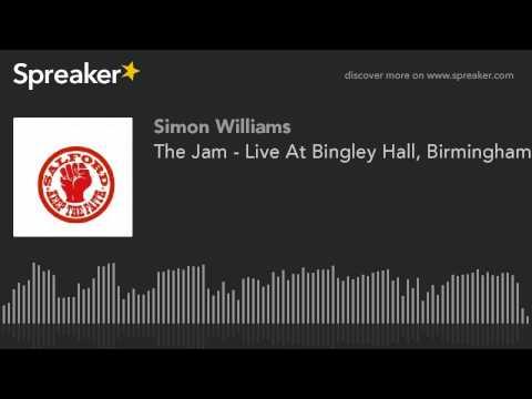 The Jam - Live At Bingley Hall, Birmingham, England 1982 FULL CONCERT (part 6 of 6)