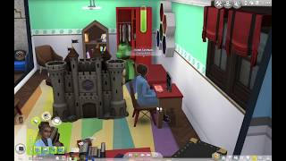 Sims 4 Let's Play: Ep. 12 The Birth of Halloween