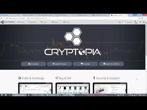 Биржа Cryptopia - краткий обзор, плюсы и минусы
