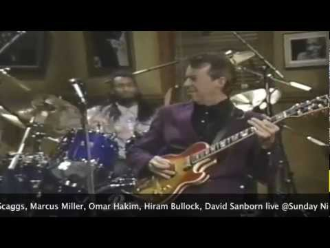 BOZ SCAGGS 'Gimme The Goods' live @Sunday NIght Music