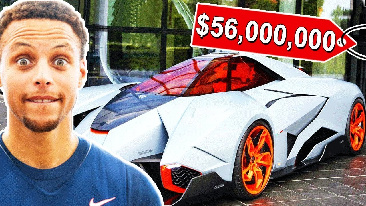 Most Expensive Nba Players Cars Lebron James Kyrie Irving Stephen Curry Youtube
