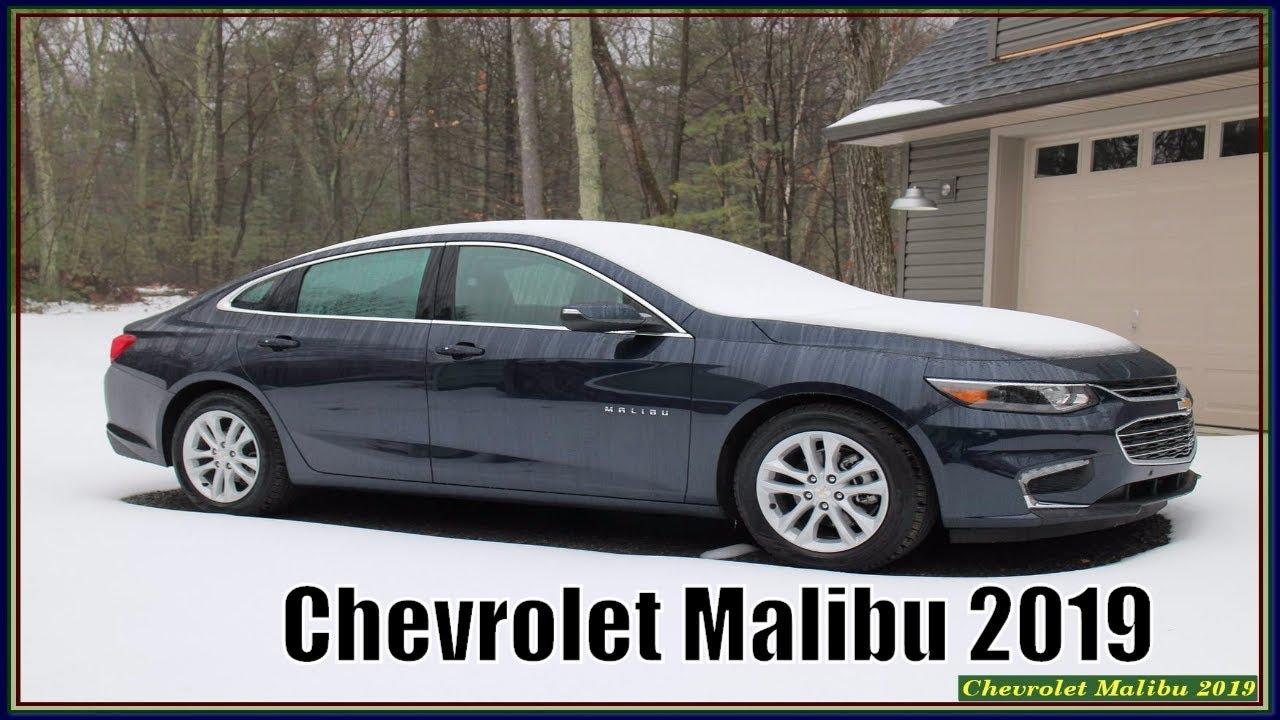 2019 Malibu >> New Chevrolet Malibu 2019 Review Small Updates For An Already