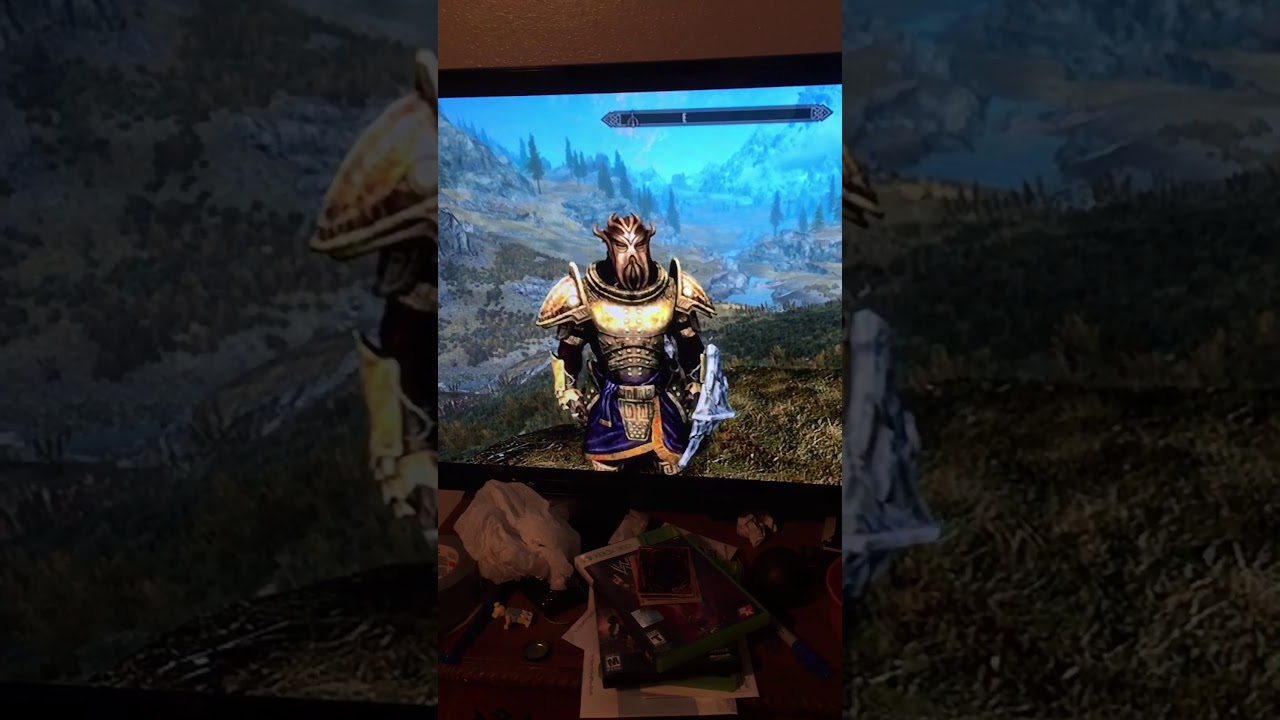 Skyrim Builds Part 1 Giant Dad Modded Youtube