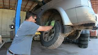 SUV service