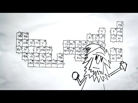 It's Okay To Be Smart • Solving the Puzzle of the Periodic Table ...