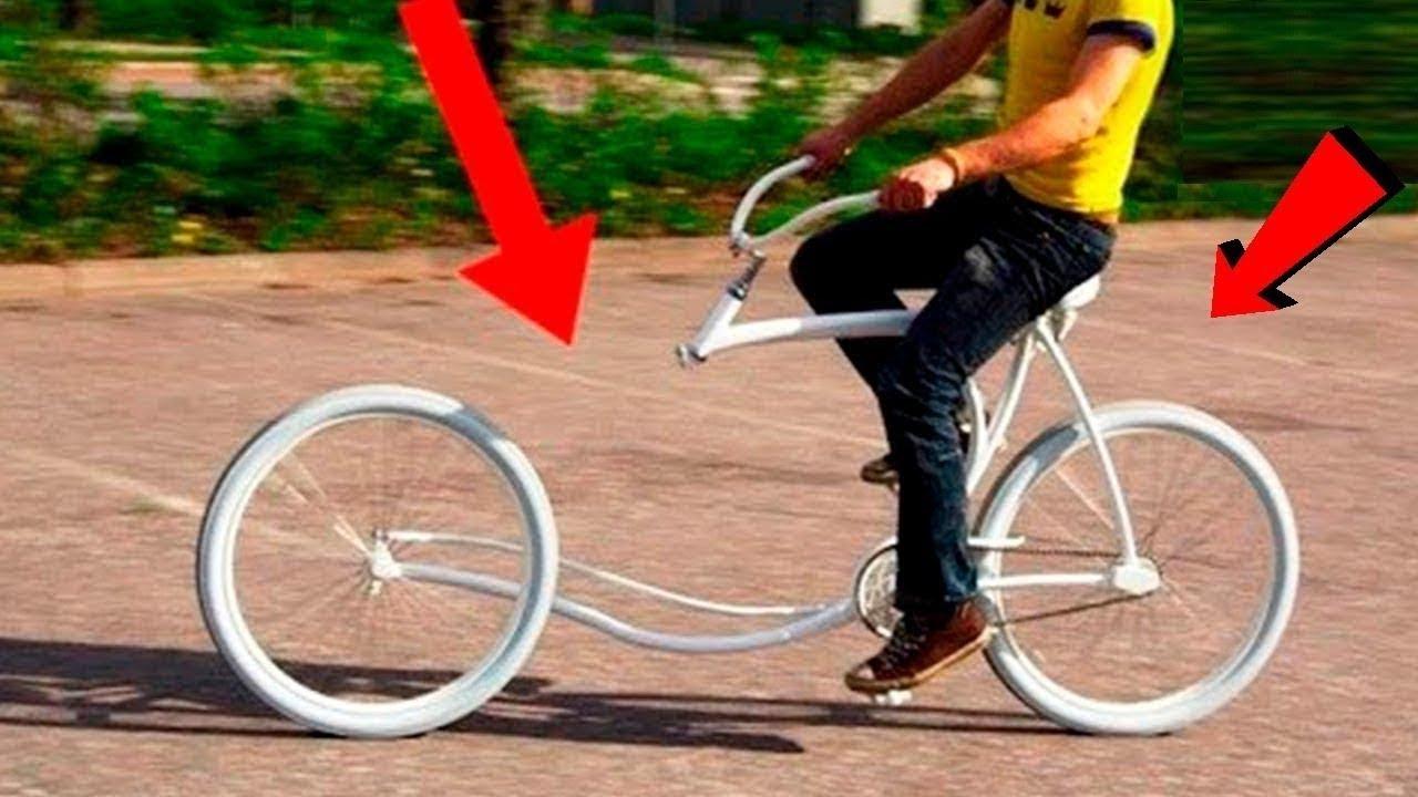 5 सबसे अजीब और विचित्र साइकिल 5 Weirdest Bicycles In The World