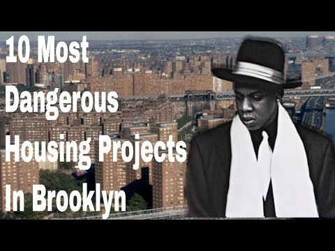 10 Most Notorious Housing Projects In Brooklyn (New York)