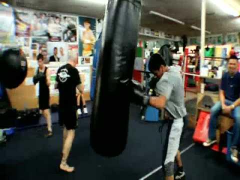 De La Hoya vs. Pacquiao: 24/7 – Manny Pacquiao's Bodyguard (HBO Boxing)