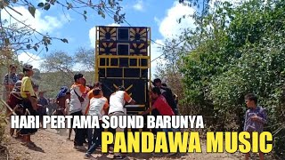 SOUND BARU TANTANTGAN BARU PANDAWA MUSIC