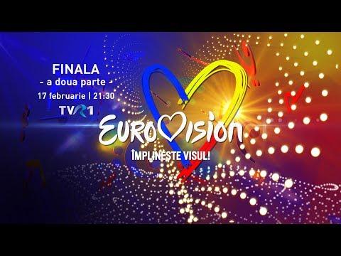 Finala Eurovision România 2019 - a doua parte | LIVE