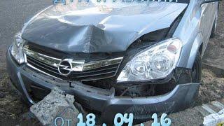 Новая подборка аварии и ДТП от 'Дави На Газ' за 18. 04. 16 Смерть, Мясо, Драки, Драки.