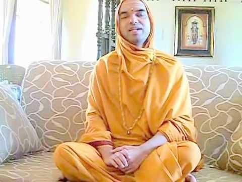 Shree Raghaveshwara Bharathi Swamiji on SAVE THE HOLY COW