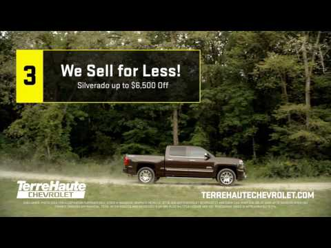Terre Haute Chevrolet March Commercial 2017