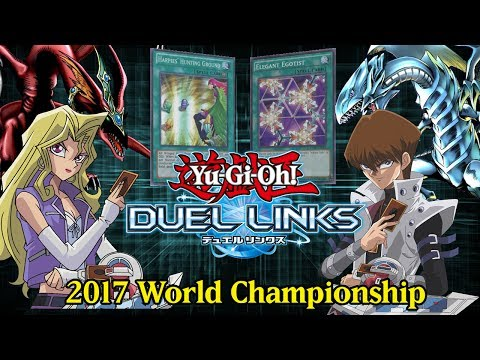 [Gold Tier] - 2017 WORLD CHAMPIONSHIPS - Yu-Gi-Oh Duel Links Online PVP [w/ @m4gnitude]