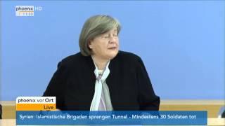 Datenschutz - Andrea Voßhoff zu Informationsfreiheit am 06.05.2014