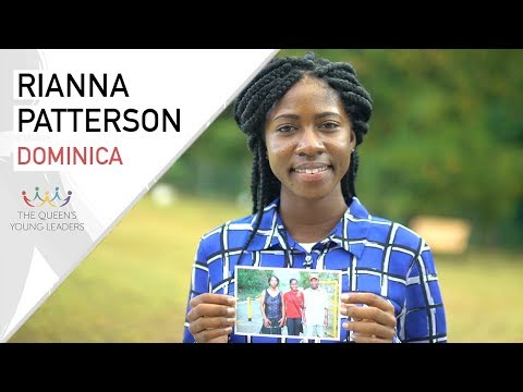 Introducing Queen's Young Leader Rianna Patterson