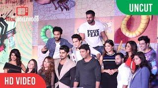 UNCUT - Khatron Ke Khiladi Season 7 PressMeet | Arjun Kapoor | Fearless Contestant | Colors Thumb