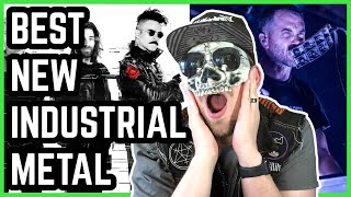 Best New INDUSTRIAL METAL Bands