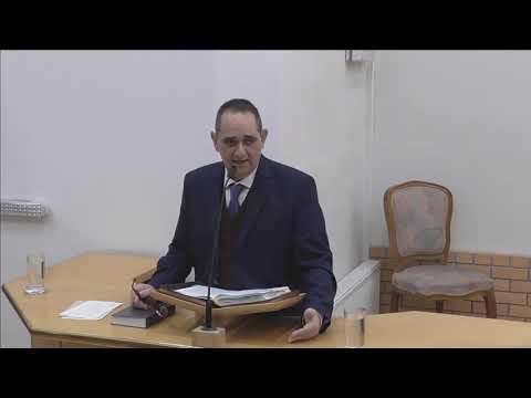 Κήρυγμα Ευαγγελίου - Β' Ιωάννου Επιστολή 01:01-13