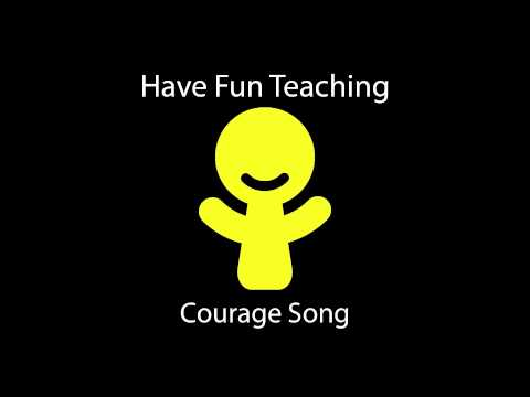 Courage Song (Learn Courage for Kids - Audio)