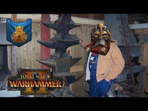 Dwarfs vs Beastmen | THE RUNES GLOW - Total War Warhammer 2