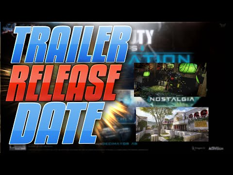 OFFICIAL BLACK OPS 3 DLC 3 TRAILER RELEASE DATE! - BO3 DLC 3 RAID REMAKE (BO3 DLC 3 ZOMBIES LEAKED!)
