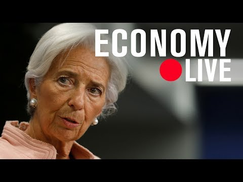A conversation with International Monetary Fund Managing Director Christine Lagarde | LIVE STREAM
