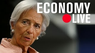 A conversation with International Monetary Fund Managing Director Christine Lagarde   LIVE STREAM