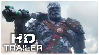 THOR RAGNAROK Korg Reveal Trailer (2017) Marvel Superhero Movie HD