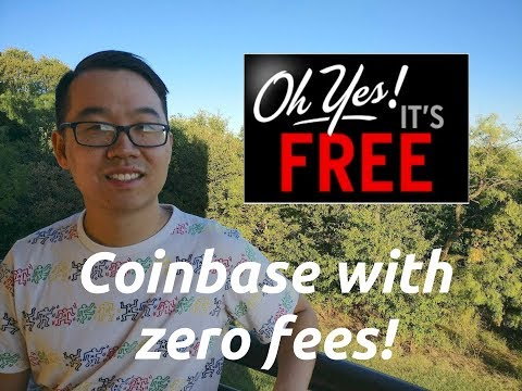 How To Use Coinbase With Zero Fees Gdax Tutorial