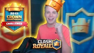 WOW! CHIEF PAT EPIC COMEBACK! | Top 5 ULTIMATE Clash Royale PLAYS Of The Week #14