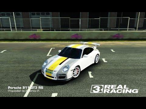 Real Racing 3 Tunning Porsche 911 GT3  RS   Porsche 911 RSR 2011