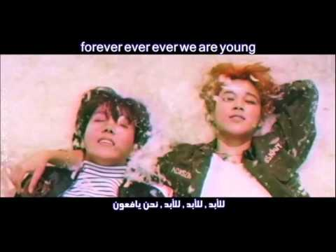 BTS - Young Forever :EPILOGUE: (Arabic Sub+نطق)