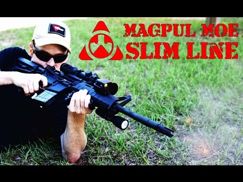 Magpul MOE SL Furniture Review   Guns.com