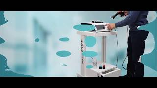 Modus ESWT Touch - Extracorporeal Shock Wave Therapy