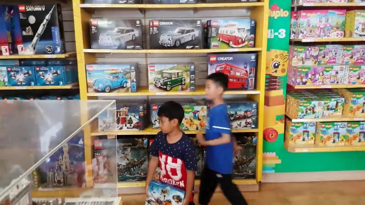 Big Shop @ Legoland Malaysia #9 😍😍 - YouTube