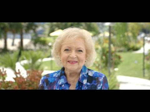 Betty White -- Safety Old School Style #airnzsafetyvideo