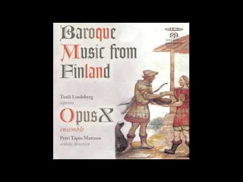 Baroque Music from Finland (Flute, Harpsichord...)