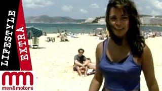 Sunny Hotspots with Jenny Powell