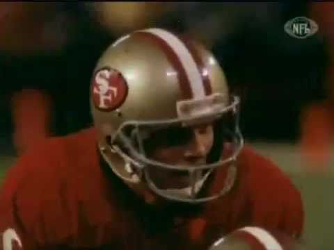 Joe Montana leads John Frank & the rest of the 49ers to victory in Super Bowl XXIII