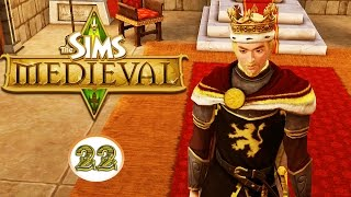 The Sims Medieval. Король и эльфийка #22.
