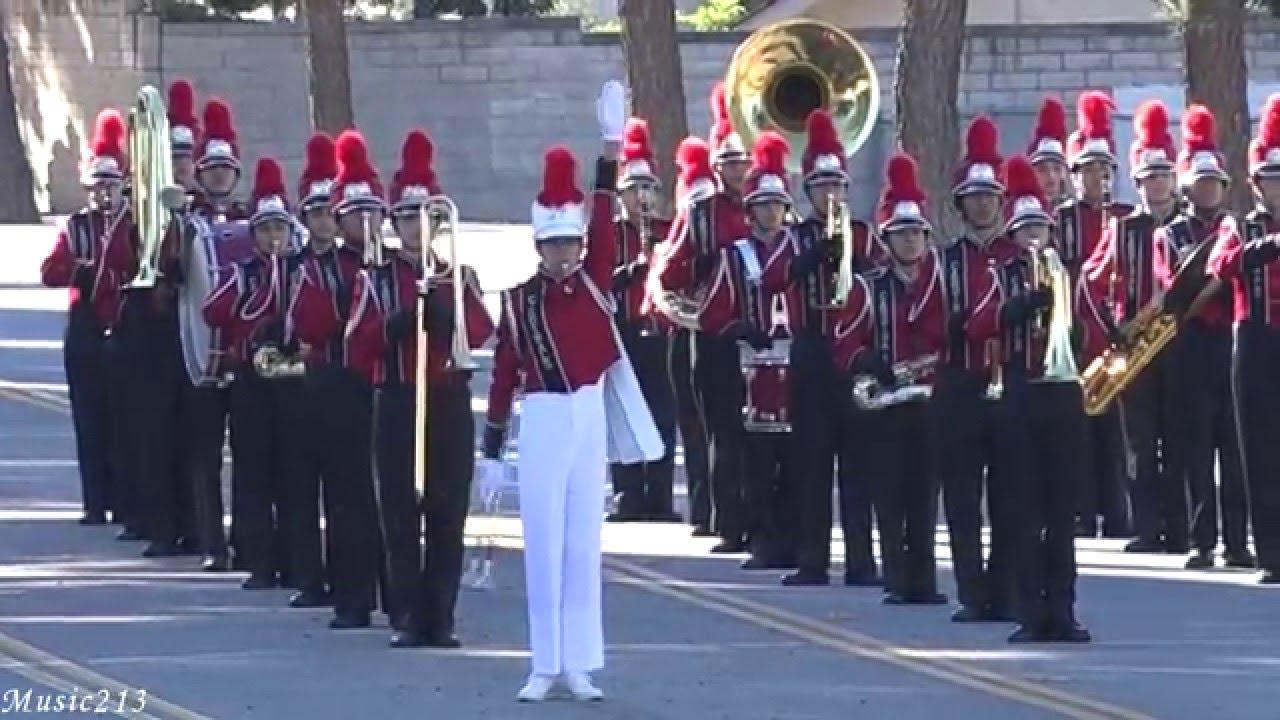 Camarillo Christmas Parade 2019 Santa Paula HS   British Eighth   2015 Camarillo Christmas Parade