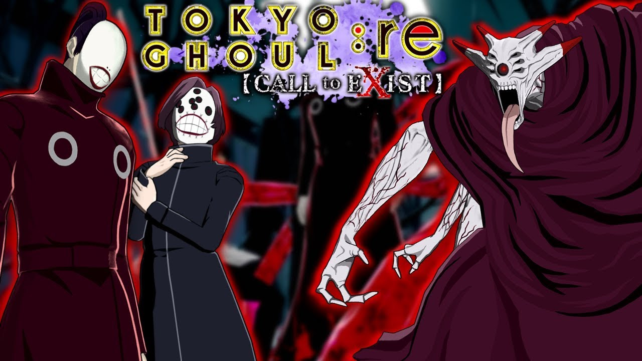 The Bosses of Tokyo Ghoul:re Call to Exist (So Far)
