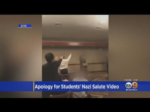Garden Grove School Officials Re-Open Nazi Salute Investigation