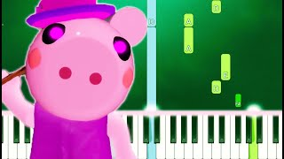Piggy ROBLOX - Grandmother (Piano Tutorial Easy)