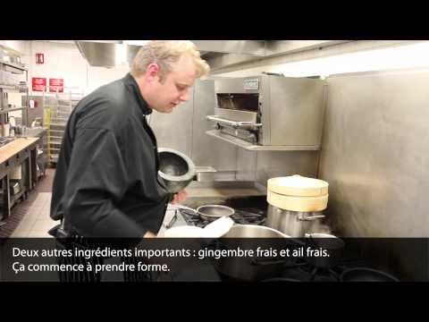 Chef John Morris cooks Mapo Dofu